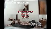 perucha peru kinesiologa peruana Puta