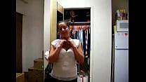 Busty Brunette Amateur Webcam Strip porn videos