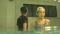 Cream Lemon Ami at the Poolside 3 18+ Movie