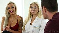 Длинноногие блондинки видео онлайн