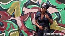 homeless chick gets fucked by ebony cop   digitalplayground