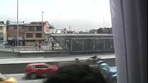 adriana golosa puta de Bogota muestra su sede e...