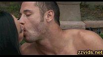 Audrey Bitoni pool fuck porn videos