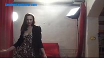 Seductive TEEN enjoys striptease thumbnail