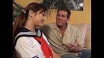 Japanese Girl getting seduced by Older man porn videos