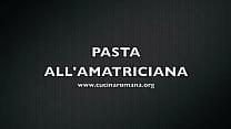 all'amatriciana Pasta