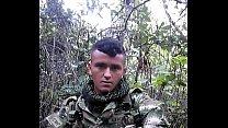 soldier colombian trciked engañado/ colombiano soldado Hetero