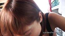 Big ass redhead teen bangs in public pov porn videos