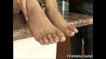 Crispy Young Teen Bondage Foot Fetish Sex porn videos