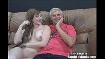 squirting! and fucking sucking white Jennifer