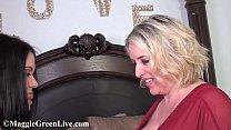 Big Titty Maggie Loves Rachel in Hot Girl Girl! porn videos