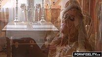 PORNFIDELITY MILF Queen Brandi Passionate Creampie thumbnail