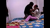 Horny Shilpa Bhabhi Indian Wife Sucking Fucking...