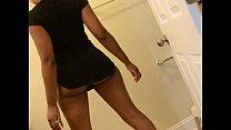 Sexy ass black teen giving a Handjob wet ghetto