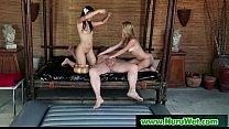 Nuru Slippery Massage Sex Video 10