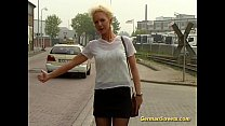 pussyjet.com - snahbrandy by stairs public on fucking couple amateur German