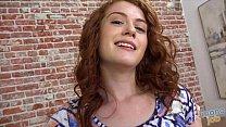 tugjob green alice teen Redhead