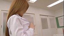 Sakamoto Hikari teases her teacher with her supple body porn videos
