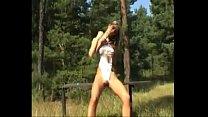 Nessa Devil - Outdoor porn videos