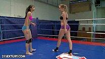 nude fight club presents blue angel vs ruth medina
