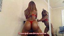 Busty Stripper Nyla Storm Twerks Her Big Butt C...