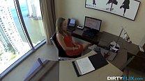 Dirty Flix - Lunch break secretary fuck porn videos