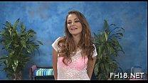 Онлайн видео порно массажистка