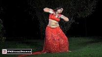 GHAZAL CHAUDHARY BOLLYWOOD MUJRA - PAKISTANI MU...