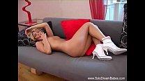 Gina Blonde Solo Dream Babe