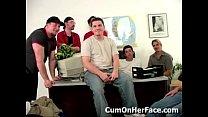 Office Cum Slut porn videos