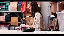 Mom & Daughter Caught & Fucked For  |shopliftersex.com porn videos