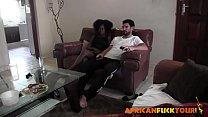 Hardcore interracial POV fucking with ebony porn videos