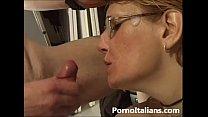 amateur italian porn - italiana passera di culo nel Pene