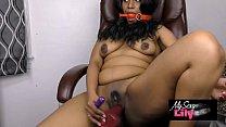 Big Tits Indian Babe Horny Lily Masturbating Fucking With A Dildo