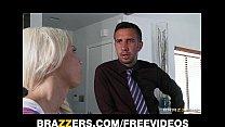 Incredibly HOT blonde teen seduces her older neighbor porn videos