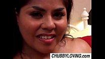 Naughty Nikki is a cute chubby latina MILF who ...