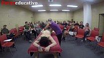 Clase 4 de masaje erótico anal porn videos