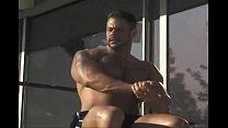 musculoso Hombre