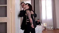 ultra vixen nikita bellucci   double penetrated to pure ecstasy