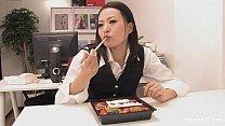 Japanese office Blowjob thumbnail