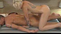 Stevie Shae gives amazing massage