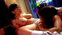 Brunette Slut Zoe Britton Eats A Hot Wet Pussy