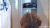 anal locker-room nice Natasha