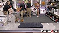Big Tits Tattooed Slut In Need of Cash Money on PawnShopX.com xp15507 porn videos