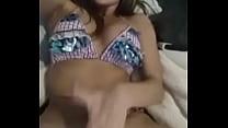 masturba se chica Linda