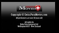 Swiss-Thai teen 19y. at first porn movie