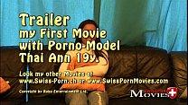 Swiss-Thai teen 19y. at first porn movie porn videos