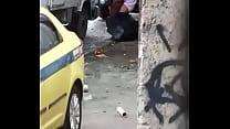 Flagra – Fudendo atrás do caminhão