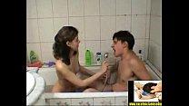 Namoradinhos Trepando na Banheira