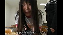 teacher her by spanked teen japanese Cute